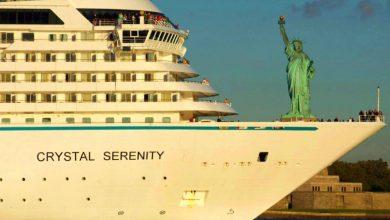 Photo of Παγκόσμια Κρουαζιέρα Crystal Serenity 2023