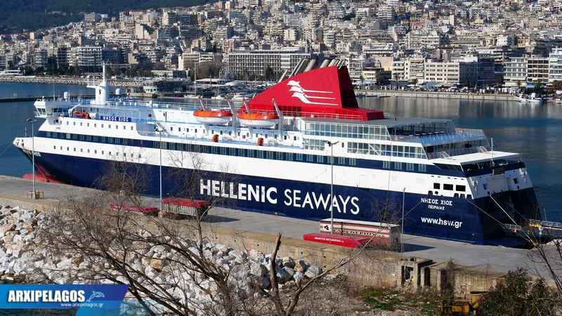Νήσος Χίος Ρεμέντζα σε Μύρινα και Άη Στράτη (video) (2)