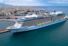 Photo of Η εντυπωσιακή αναχώρηση του Anthem of the Seas απ' τον Πειραιά (video)