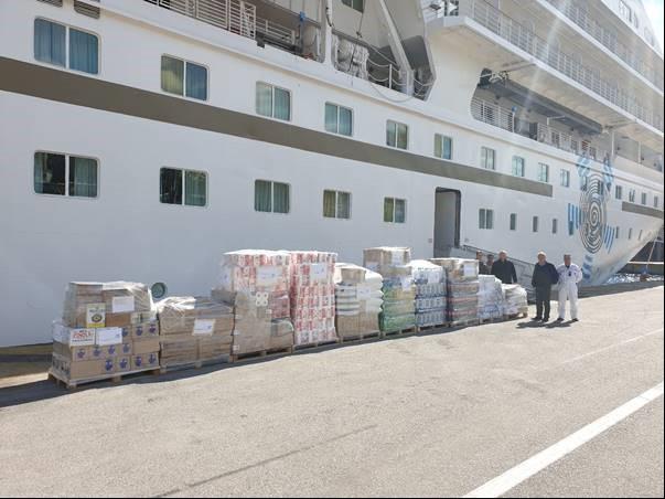 Η Celestyal Cruises Στέκεται στο Πλευρό της Κοινωνίας 2, Αρχιπέλαγος, Ναυτιλιακή πύλη ενημέρωσης
