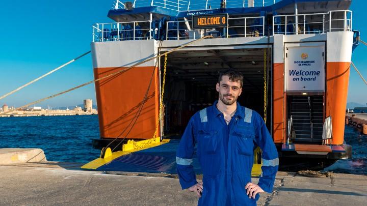 Η Dodekanisos Seaways πενθεί το θάνατο του 27χρονου μηχανικού της Μιχάλη Παυλή, Αρχιπέλαγος, Ναυτιλιακή πύλη ενημέρωσης