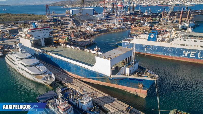 Ιωσήφ Κ το νέο πλοίο για την Creta Cargo Lines 2, Αρχιπέλαγος, Ναυτιλιακή πύλη ενημέρωσης