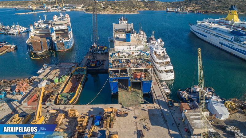Ιωσήφ Κ το νέο πλοίο για την Creta Cargo Lines 3, Αρχιπέλαγος, Ναυτιλιακή πύλη ενημέρωσης