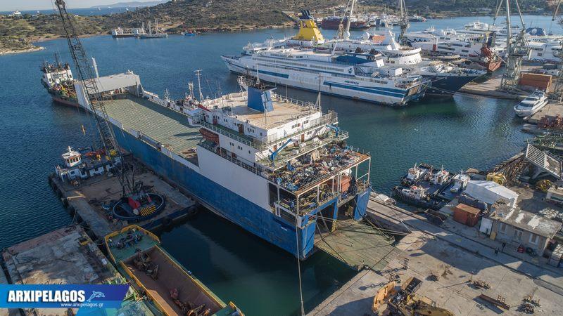Ιωσήφ Κ το νέο πλοίο για την Creta Cargo Lines 4, Αρχιπέλαγος, Ναυτιλιακή πύλη ενημέρωσης