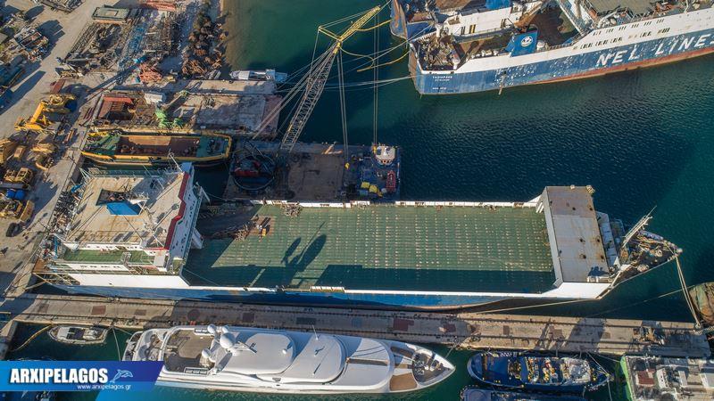 Ιωσήφ Κ το νέο πλοίο για την Creta Cargo Lines 5, Αρχιπέλαγος, Ναυτιλιακή πύλη ενημέρωσης