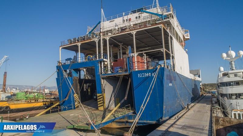 Ιωσήφ Κ το νέο πλοίο για την Creta Cargo Lines 6, Αρχιπέλαγος, Ναυτιλιακή πύλη ενημέρωσης