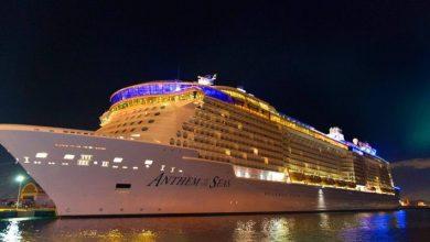 Photo of Το Anthem of the Seas εκτάκτως στον Πειραιά