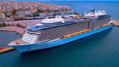 Photo of Το Anthem of the Seas ξανά στον Πειραιά