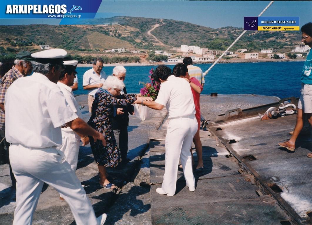 Βασίλης Λεονταράκης Πλοίαρχος Ε.Ν Αφιέρωμα 10, Αρχιπέλαγος, Ναυτιλιακή πύλη ενημέρωσης