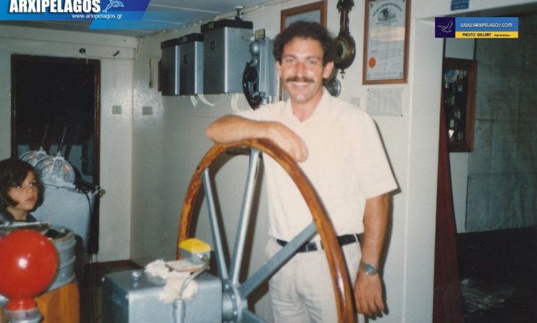 Photo of Βασίλης Λεονταράκης – Πλοίαρχος Ε.Ν  (Αφιέρωμα)