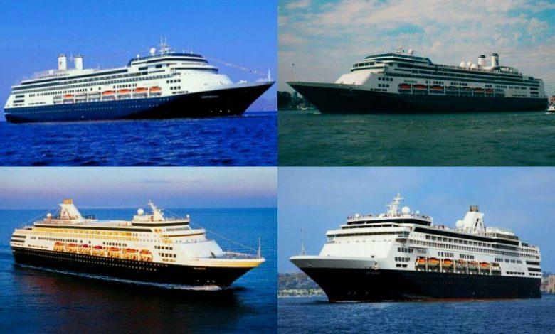 Η Holland America πούλησε 4 πλοία της, Αρχιπέλαγος, Ναυτιλιακή πύλη ενημέρωσης