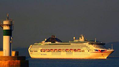Photo of Η Oceana έβαλε πλώρη για Πειραιά