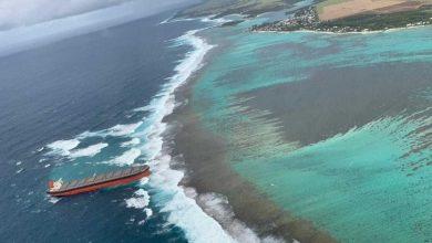 Photo of Φορτηγό πλοίο 300 μέτρων κόλλησε σε ύφαλο – Δείτε βίντεο