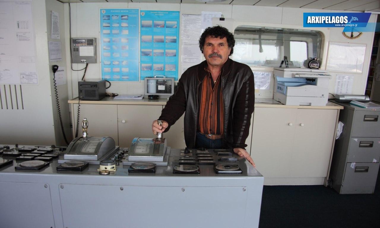 Cpt Θεοχάρης Τσουκαλάς Πλοίαρχος Συνέντευξη 1 1, Αρχιπέλαγος, Ναυτιλιακή πύλη ενημέρωσης