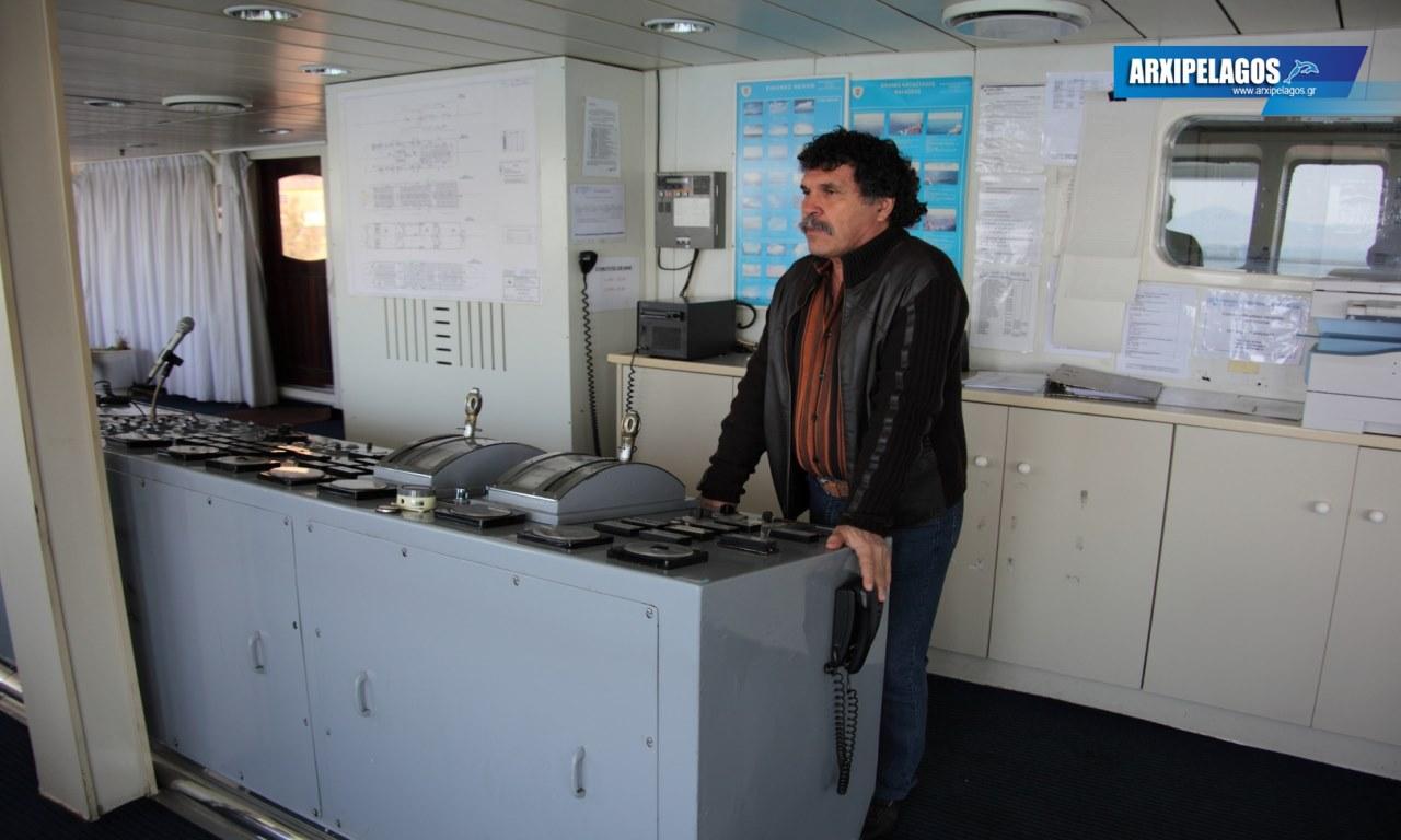 Cpt Θεοχάρης Τσουκαλάς Πλοίαρχος Συνέντευξη 2 1, Αρχιπέλαγος, Ναυτιλιακή πύλη ενημέρωσης
