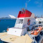 Superfast XI έτοιμο με τη νέα τσιμινιέρα photos 3, Αρχιπέλαγος, Ναυτιλιακή πύλη ενημέρωσης