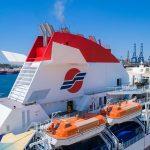 Superfast XI έτοιμο με τη νέα τσιμινιέρα photos 4, Αρχιπέλαγος, Ναυτιλιακή πύλη ενημέρωσης