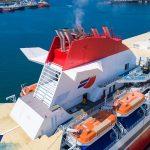 Superfast XI έτοιμο με τη νέα τσιμινιέρα photos 5, Αρχιπέλαγος, Ναυτιλιακή πύλη ενημέρωσης