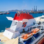 Superfast XI έτοιμο με τη νέα τσιμινιέρα photos 7, Αρχιπέλαγος, Ναυτιλιακή πύλη ενημέρωσης