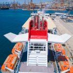 Superfast XI έτοιμο με τη νέα τσιμινιέρα photos 9, Αρχιπέλαγος, Ναυτιλιακή πύλη ενημέρωσης