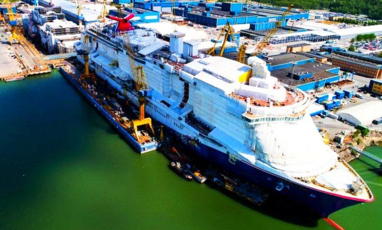 Photo of Celebration θα ονομαστεί το νέο πλοίο της Carnival