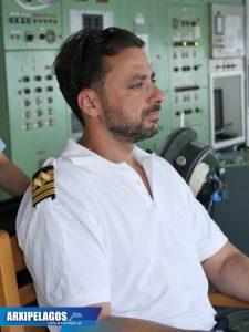 Cpt Βαγγέλης Ρούπακας η ήρεμη δύναμη της Ακτοπλοΐας 10, Αρχιπέλαγος, Ναυτιλιακή πύλη ενημέρωσης