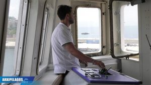 Cpt Βαγγέλης Ρούπακας η ήρεμη δύναμη της Ακτοπλοΐας 8, Αρχιπέλαγος, Ναυτιλιακή πύλη ενημέρωσης