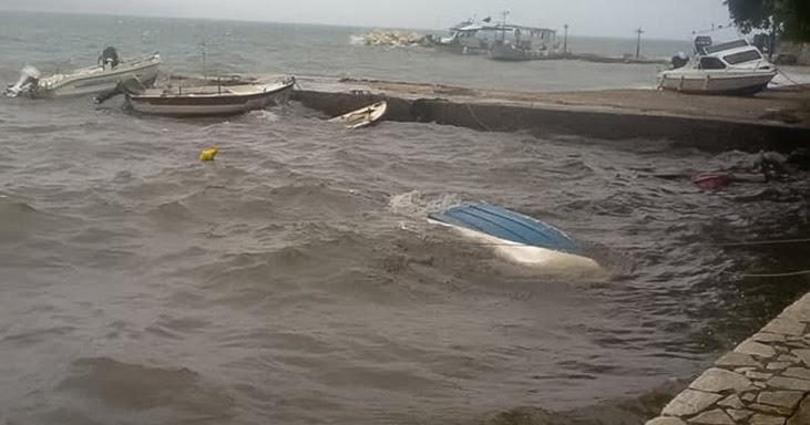 Photo of Βυθίσεις, προσαράξεις και υλικές ζημιές σε σκάφη λόγω των δυσμενών καιρικών συνθηκών στην Κεφαλληνία