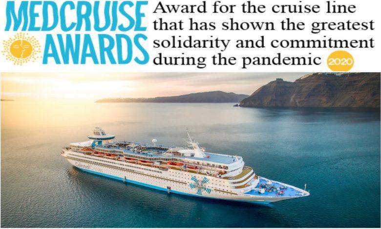 Celestyal Cruises διακρίνεται για ακόμη μια χρονιά στα MedCruise Awards 2020, Αρχιπέλαγος, Ναυτιλιακή πύλη ενημέρωσης