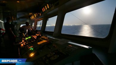 Μανούβρες στα λιμάνια μέσα από τη γέφυρα Video 1, Αρχιπέλαγος, Ναυτιλιακή πύλη ενημέρωσης
