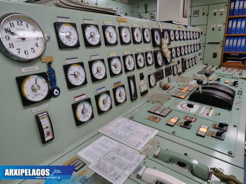προετοιμασία των μηχανών Video 3, Αρχιπέλαγος, Ναυτιλιακή πύλη ενημέρωσης