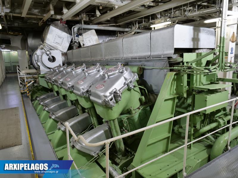 προετοιμασία των μηχανών Video 5, Αρχιπέλαγος, Ναυτιλιακή πύλη ενημέρωσης