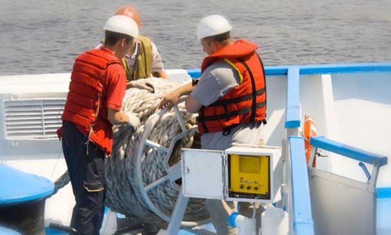 ναυτική εργασία