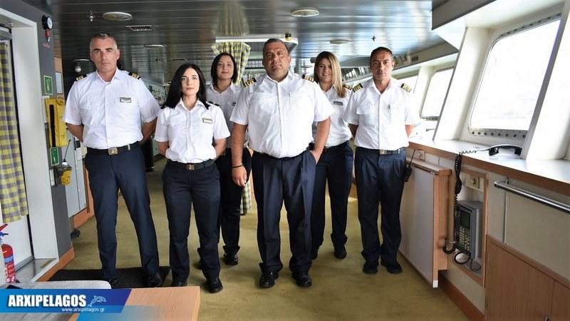 Cpt Μάρκος Πολομαρκάκης Έλυρος Τα πλοία είναι οι άνθρωποί τους Συνέντευξη 2 1, Αρχιπέλαγος, Ναυτιλιακή πύλη ενημέρωσης