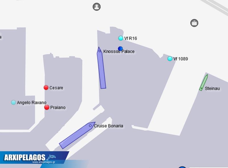 Έδεσε στη Νάπολη και αναμένει για τη νέα αποστολή το Cruise Bonaria φωτο 2, Αρχιπέλαγος, Ναυτιλιακή πύλη ενημέρωσης