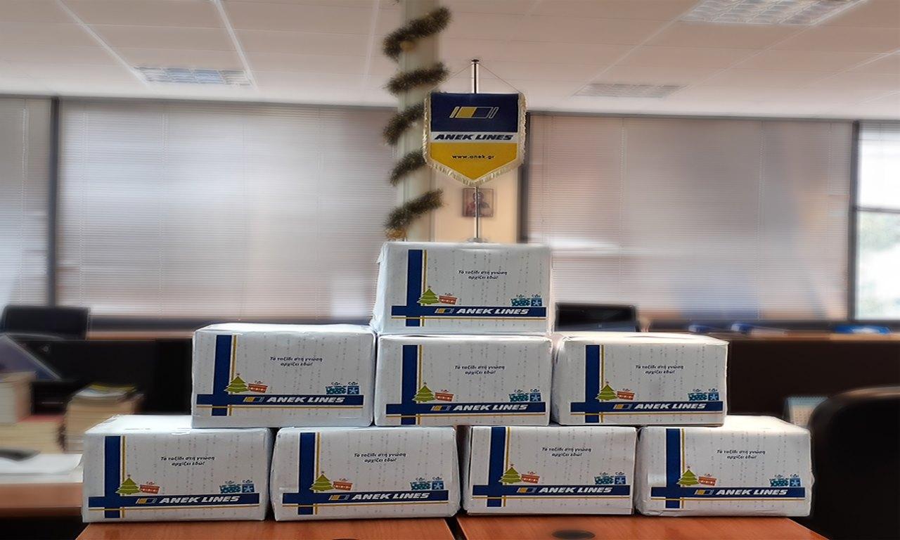 """Δεκάδες tablets έτοιμα να """"σαλπάρουν"""" μέσα από την ΑΝΕΚ για το ...διαδικτυακό ταξίδι των μαθητών στην γνώση."""