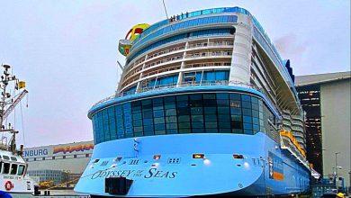 Photo of Καθελκύστηκε το Odyssey of the Seas