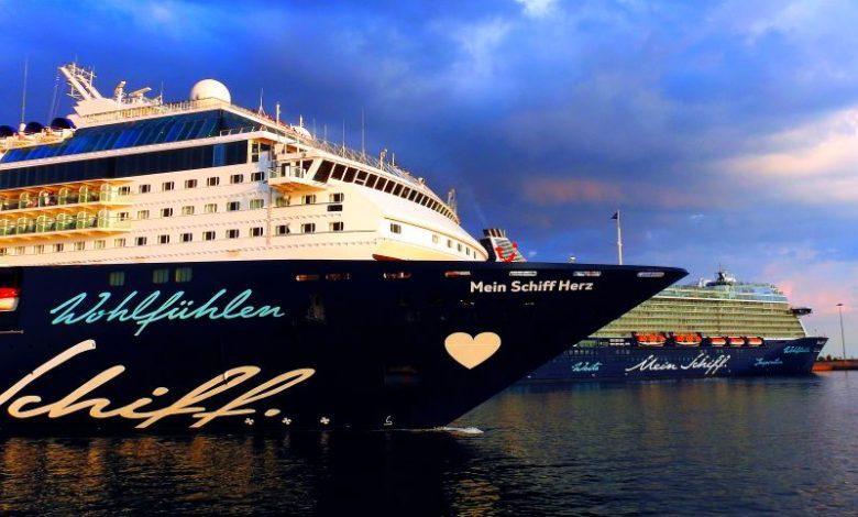 Πρόγραμμα TUI Cruises 2022, Αρχιπέλαγος, Ναυτιλιακή πύλη ενημέρωσης