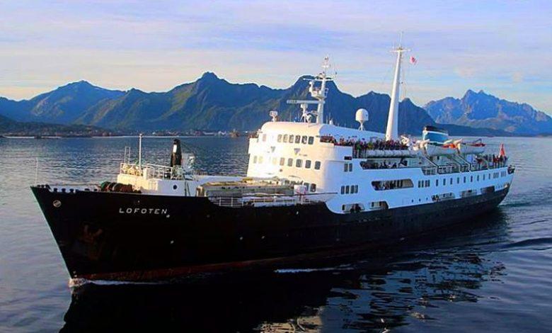 Το Lofoten μετατρέπεται σε εκπαιδευτικό πλοίο, Αρχιπέλαγος, Ναυτιλιακή πύλη ενημέρωσης