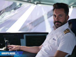 Cpt Γιάννης Παπαμάρκος Πλοίαρχος Power Jet Συνέντευξη 4, Αρχιπέλαγος, Ναυτιλιακή πύλη ενημέρωσης