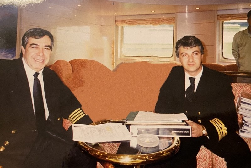 Cpt Στέλιος Περιστεράκης Ο Καπετάνιος της Άγονης των Κυκλάδων Συνέντευξη 14, Αρχιπέλαγος, Ναυτιλιακή πύλη ενημέρωσης