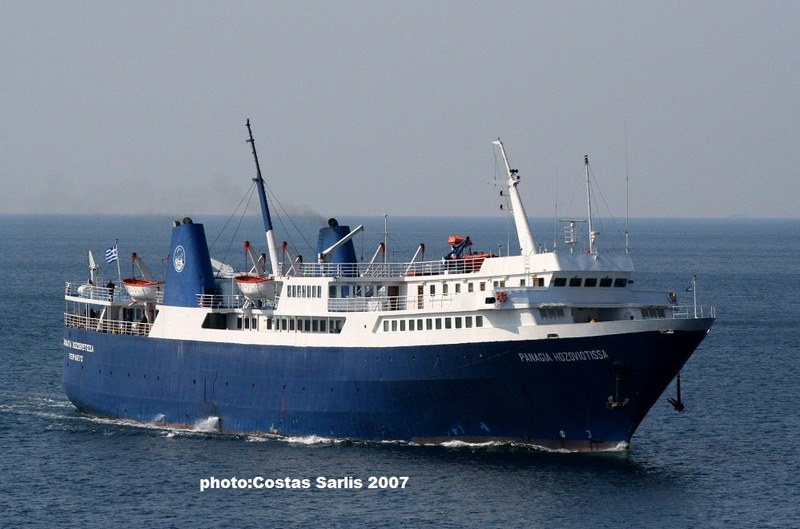Cpt Στέλιος Περιστεράκης Ο Καπετάνιος της Άγονης των Κυκλάδων Συνέντευξη 20, Αρχιπέλαγος, Ναυτιλιακή πύλη ενημέρωσης