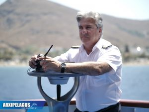 Cpt Στέλιος Περιστεράκης Ο Καπετάνιος της Άγονης των Κυκλάδων Συνέντευξη 31, Αρχιπέλαγος, Ναυτιλιακή πύλη ενημέρωσης
