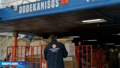 Photo of Dodekanisos Seaways -Νέα υπηρεσία μεταφοράς δεμάτων