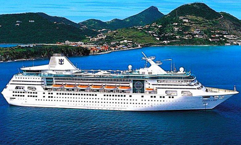Photo of Στην ινδική Cordelia Cruises το Empress of the Seas
