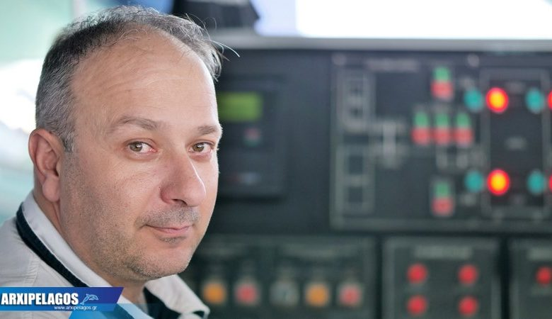 Photo of Σωτήρης Παπαντώνης – Α' Μηχανικός Power Jet – Συνέντευξη (Video)