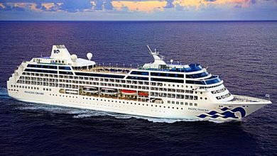 Photo of Αποχωρεί από την Princess Cruises η μικρή Pacific