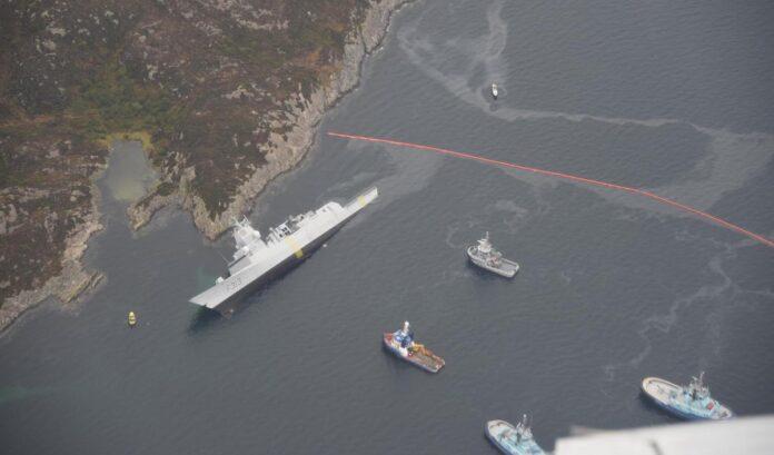scrap πάει η νορβηγική φρεγάτα Helge Ingstad που βυθίστηκε από ελληνόκτητο εμπορικό, Αρχιπέλαγος, Ναυτιλιακή πύλη ενημέρωσης