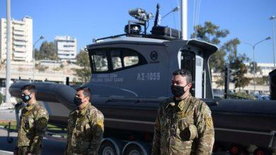 Photo of Δύο ακόμη υπερσύγχρονα ταχύπλοα περιπολικά σκάφη προσφορά μελών της ναυτιλιακής κοινότητας παρέλαβε το Λιμενικό Σώμα