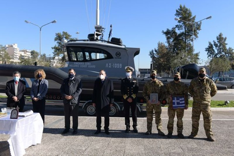 ακόμη υπερσύγχρονα ταχύπλοα περιπολικά σκάφη προσφορά μελών της ναυτιλιακής κοινότητας παρέλαβε το Λιμενικό Σώμα 2, Αρχιπέλαγος, Ναυτιλιακή πύλη ενημέρωσης